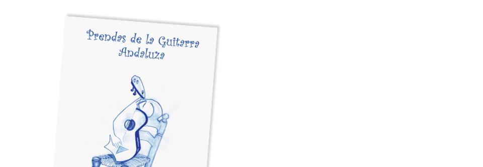 New book now available: Prendas de la guitarra andaluza
